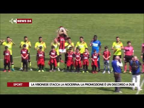 La Vibonese stacca la Nocerina: la promozione è un discorso a due