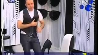 Смотреть клип Bane Mojicevic - Crna Zeno