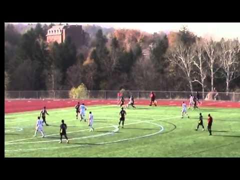 Eddy Freshman Year Soccer (Keystone College) 2014