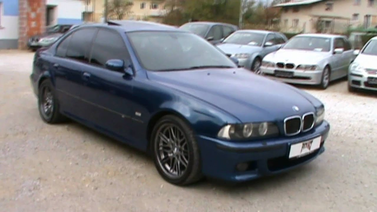 BMW M V Full ReviewStart Up Engine And In Depth Tour - 2004 bmw m5 for sale
