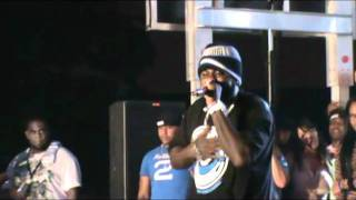 ROCK THE BELLS GOVERNORS ISLAND 09/2011 CROOKED I ACAPELLA SLAUGHTERHOUSE