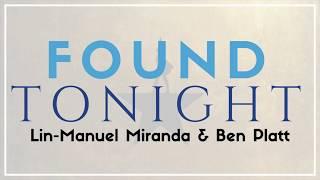 Lin Manuel Miranda Ben Platt Found Tonight Lyrics Youtube Find song name in youtube videos. lin manuel miranda ben platt found tonight lyrics