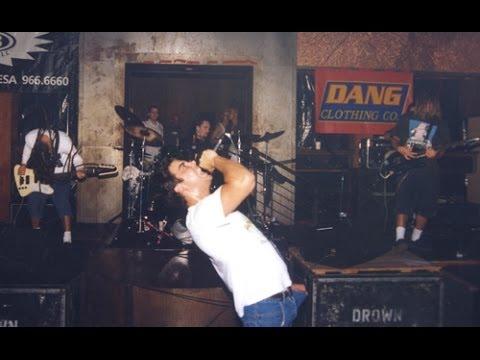 malfunction Linger LIVE Club 369 Fullerton, CA. 1996 Alfunction Franky Perez Sean Clark