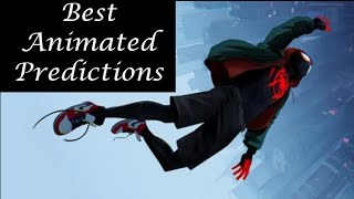 2019 Best Animated Feature Oscar Predictions