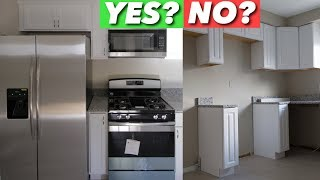 Should You Include Appliances When Flipping Houses