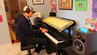 """The Night Flight Orchestra """"Domino"""" Solo Piano"""
