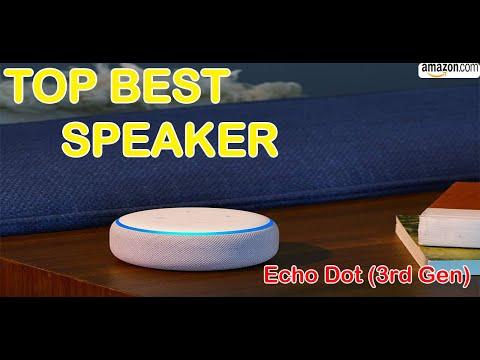 echo-dot-(3rd-gen)-||-loud-speaker-||-speaker-with-alexa