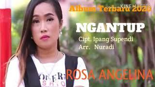 Download lagu Album Terbaru 2020 - NGANTUP - Voc. ROSA ANGELINA - Cipt. IPANG SUPENDI - Arr. NURADI