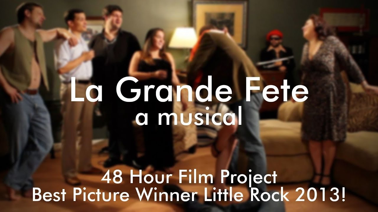 La Grande Fete | A musical short film made in 48 hours!!