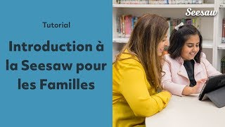 Use this video to introduce your students' families to Seesaw. Shar...