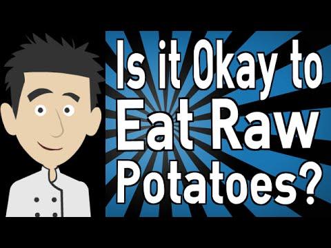 Is it Okay to Eat Raw Potatoes?
