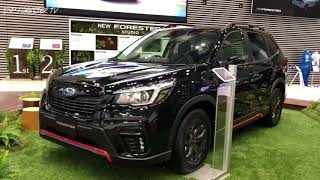 2019 SUBARU FORESTER SPORT Debut in Japan! I am looking forward to delivering cars!