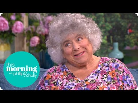 Miriam Margolyes Campaigned On Behalf Of Making A Murderer's Steven Avery | This Morning