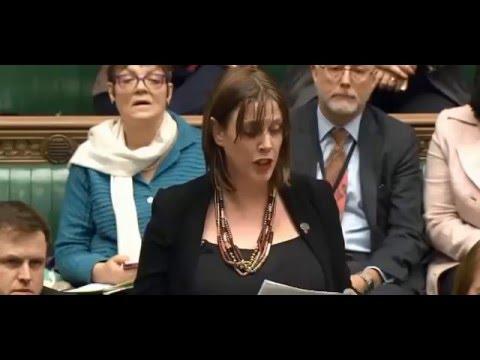 Jess Phillips' International Women's Day Speech