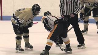 Shady Side Academy Boys Prep Ice Hockey vs Pittsburgh Predators Highlight Video 10-12-14