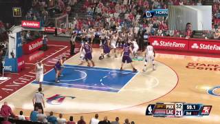 NBA 2K14 Xbox One Direct Twitch Stream Test