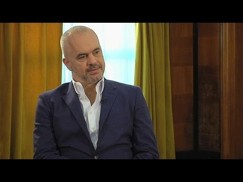 Edi Rama: we need to stop all this talk about a corrupt Albania