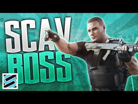 TIPS TO KILL THE RESERVE SCAV BOSS (Glukhar) - Escape from Tarkov