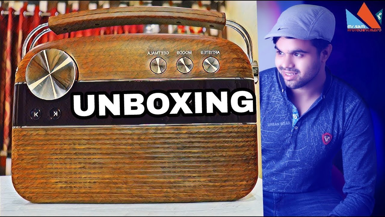 Unboxing Saregama Carvaan - 5000 Old Songs | Overview