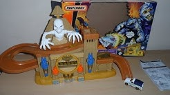 Matchbox Haunted Mummy's Gold  Adventure Toy Set Review