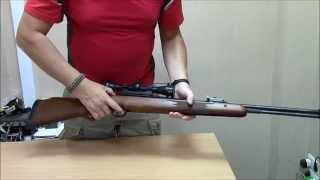Обзор винтовки Diana 460