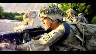 Война США в Афганистане часть 4 (Бои наживо)