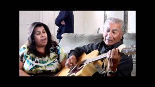 Rafael Ortiz y Beverly Ortiz Rivera : Tu pueblo en oracion -Autor: Rafael Ortiz