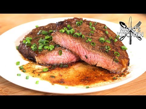 How long do you cook cube steak in the air fryer