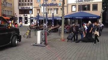 Mein Köln, Die Kölner Altstadt mit Altermarkt, Heumarkt, Salzgasse, Gaffel Kölsch, Brauerei Päffgen