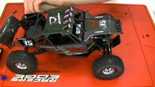 Vaterra Twin Hammers Buggy: Unboxing And Review