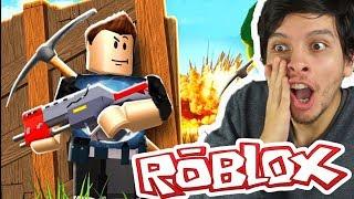 FORTNITE EN ROBLOX !! - Roblox (Isla Royale)