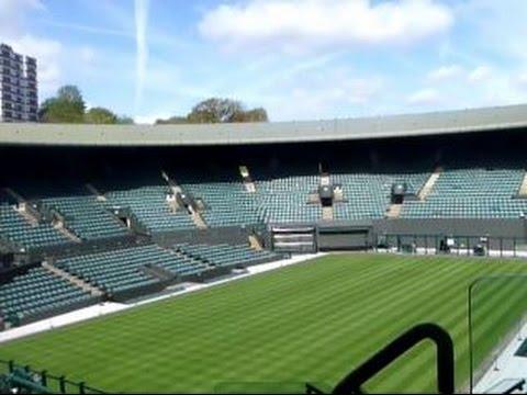 Wimbledon guided tour 2016