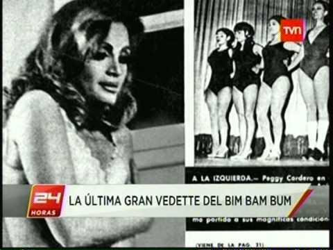 BIM BAM BUM ESTRENO ENTREVISTA PEGGY CORDERO EN CHILE 24HORAS TVN 13 06 2013