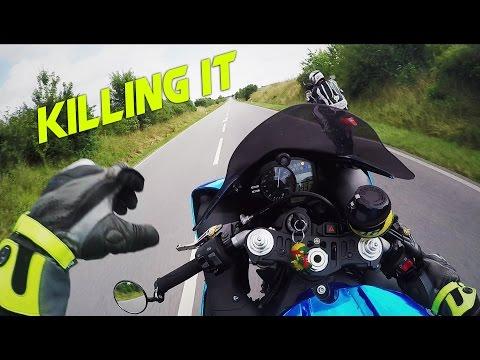 [Rock the Road] Killing it