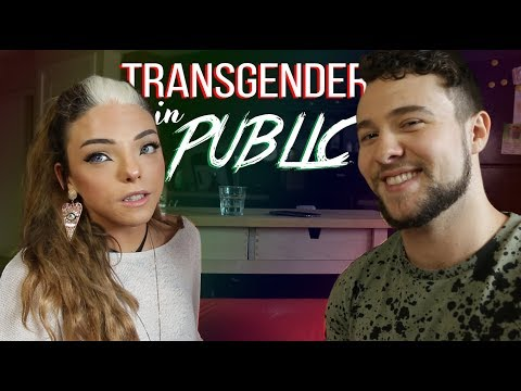 Transgender In Public (ft. Stef Sanjati)