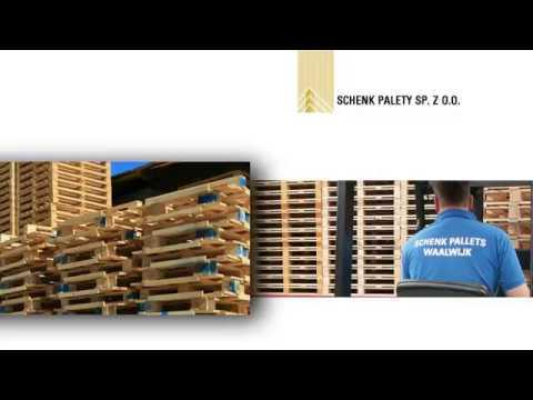 Produkcja Palet Drewnianych Świdnica Schenk Palety