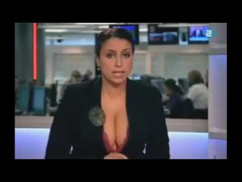 Brazzers news anchor
