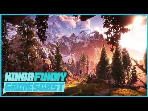 Horizon's Amazing Photo Mode - Kinda Funny Gamescast Ep. 109 (Pt. 1)