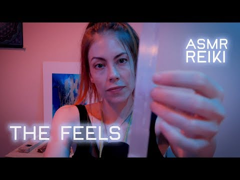 ASMR Reiki, In the Feels, Emotional and Sensory Support