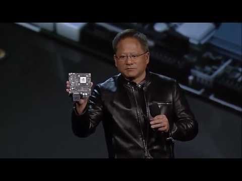 NVIDIA Self Driving Car presentation