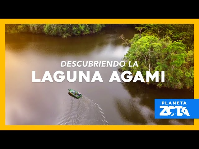 Ep. 1 Descubriendo la laguna Agami │ Planeta Zota