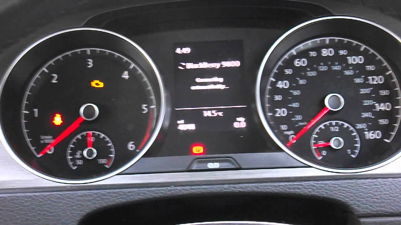 vw golf  mileage correction  dashtec batley  youtube
