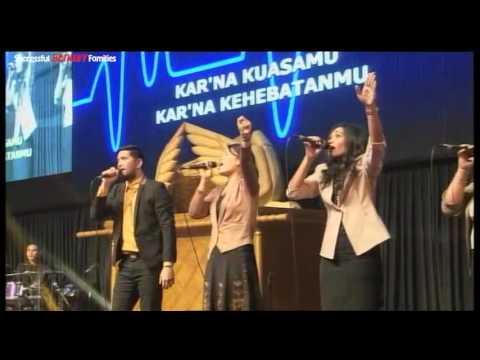 Stiap Langkah ku & Yesus Kaulah Sahabatku   2017 07 23 Ibadah Raya 2
