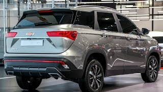 NEW CHVEROLET CAPTIVA - EXTERIOR AND INTERIOR - AWESOME CROSSOVER SUV