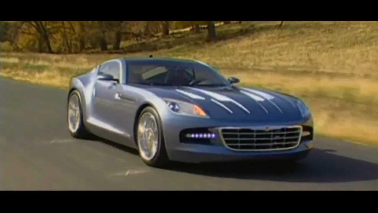 Chrysler Firepower - Dream Cars - YouTube