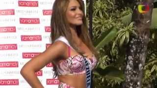 Miss Universe 2014 Yamamay‬ Swimsuit Fashion Show / All Candidates