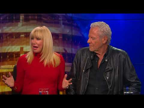 Suzanne Somers & Alan Hamel Spill on How They Keep their Fire Lit After 50 Years