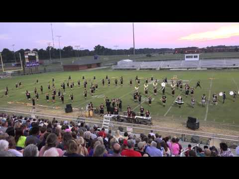 2014 Lake Cormorant High School Marching Band: DeSoto County Exhibition