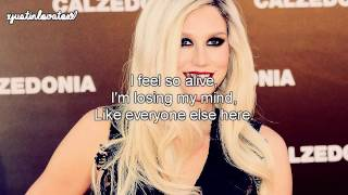 All That Matters (The Beautiful Life) - Ke$ha (Lyrics)
