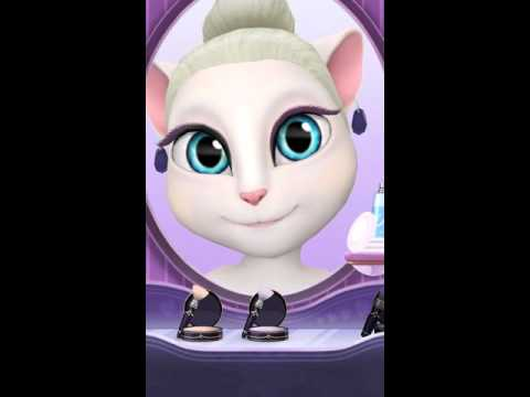 [My Talking Angela]The best Angela  in the world 123456789
